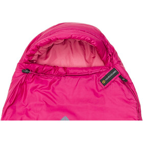 Jack Wolfskin Grow Up Sleeping Bag Kinder azalea red